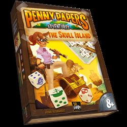 Penny Paper Aventures : Skull Island