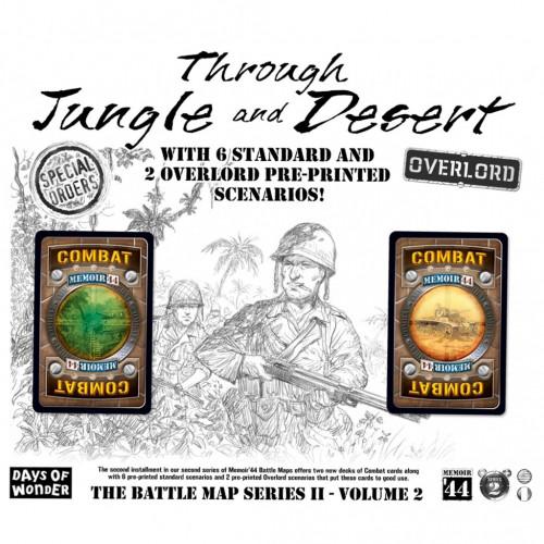 Mémoire 44 : Dans la Jungle et le Désert