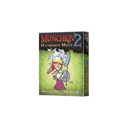 Munchkin 2 : Hâchement Mieux
