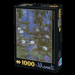 Puzzle : 1000 pièces : Monet - Les nénuphars