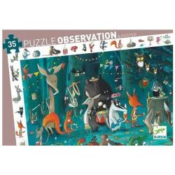 Puzzle : 35 pièces - L'orchestre