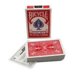 Magie : 54 Cartes Bicycle Biseautées