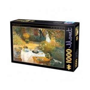 PUZZLE : MONET - LE DEJEUNER X1000
