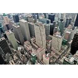 Puzzle : 1000 pièces - Vue du ciel - New-York