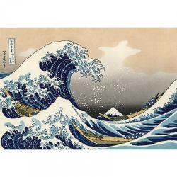Puzzle : 1000 pièces - Hokusaï - La Vague