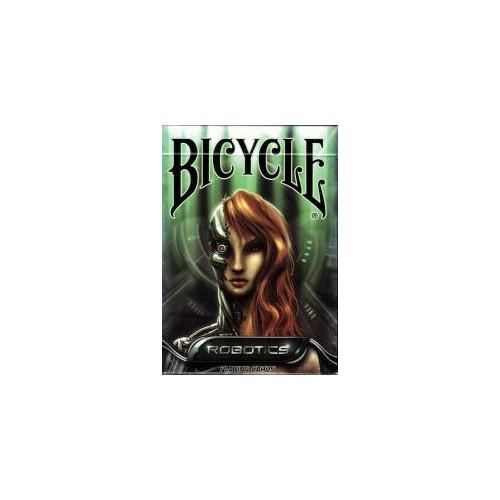 54 Cartes Bicycle Robotics