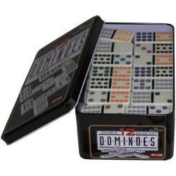 Dominos 12 : Boite Métal
