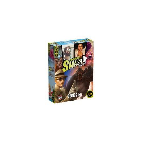 SMASH UP SERIES B
