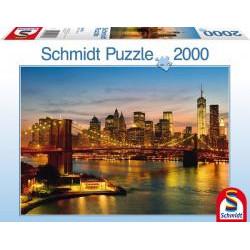 Puzzle : 2000 pièces - New-York