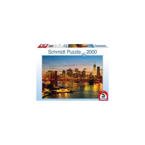 PUZZLE : NEW-YORK x2000