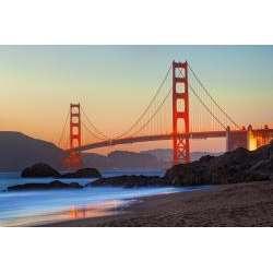 Puzzle : 1000 pièces - Golden Gate Bridge