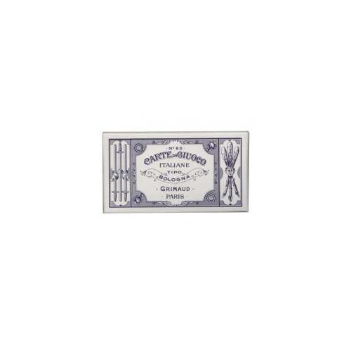 40 Cartes Bolonaises