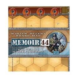MEMOIRE 44 : HIVER/DESERT