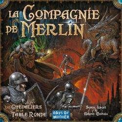 Chevaliers de la Table Ronde : La Compagnie de Merlin