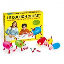 Cochon qui rit : 4 Joueurs