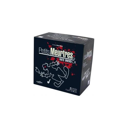 PETITS MEURTRES & FAITS DIVERS