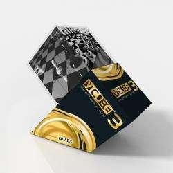 V-CUBE 3x3 : ECHECS