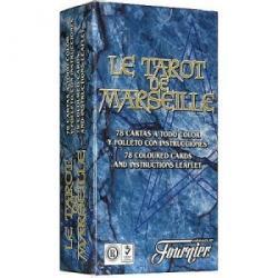 Tarot Divinatoire de Marseille Fournier