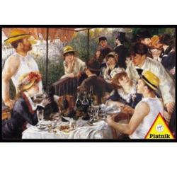 Puzzle : 1000 pièces - Renoir - Déjeuner des Canotiers