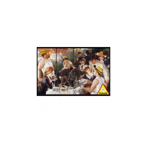 PUZZLE : RENOIR - DEJEUNER DES CANOTIERS x1000