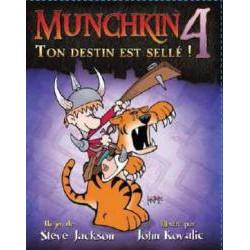 Munchkin 4 : Ton Destin est Scellé
