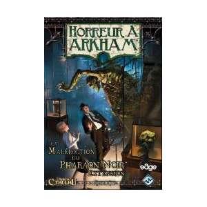 HORREUR A ARKHAM : PHARAON NOIR