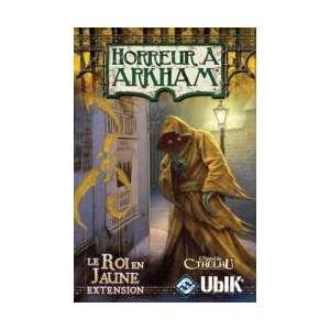 HORREUR A ARKHAM : ROI JAUNE