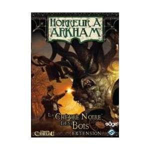 HORREUR A ARKHAM : CHEVRE NOIRE DES BOIS