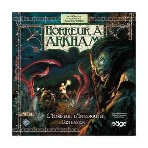 HORREUR A ARKHAM : INNSMOUTH