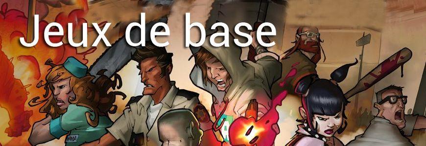 Jeux de base zombicide