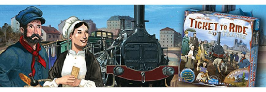 Extensions aventuriers du rail