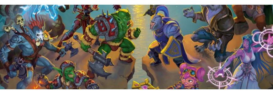 Jeux de base smallworld