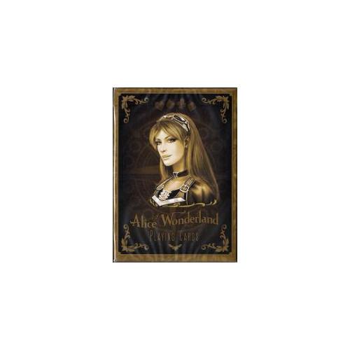 54 Cartes Bicycle Alice of Wonderland : Or