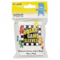 Protège Cartes : 41x63mm Arcane Tin Men - Lot de 100