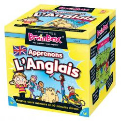 Brain Box : Apprenons l'Anglais
