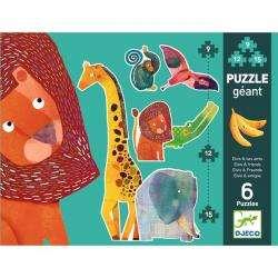 Puzzle Géant : 9-12-25 pièces - Elvis et ses Amis