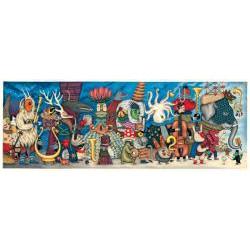 Puzzle : 500 pièces - Fantasy Orchestra