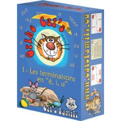ORTHO CAT'S 1 : LES TERMINAISONS