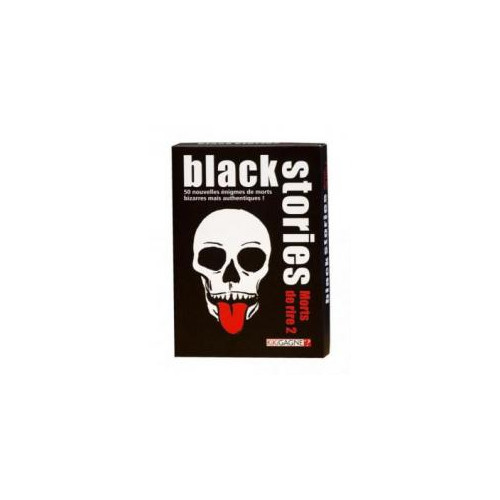 Black Stories : Mort de Rire 2