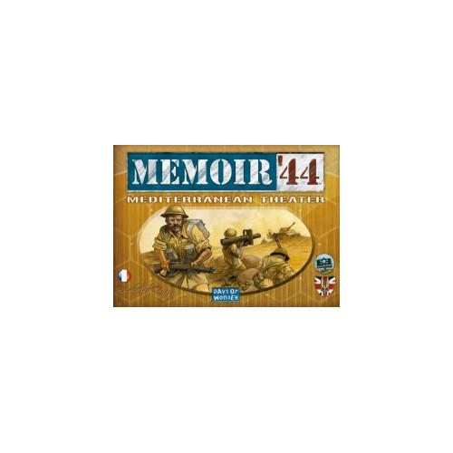 MEMOIRE 44 : MEDITERRANEAN THEATER