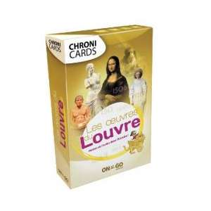 Chronicards : Oeuvres du Louvre