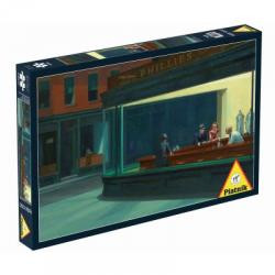 Puzzle : 1000 pièces - Hopper - Nighthawks