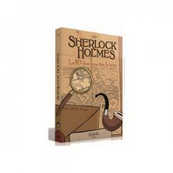 SHERLOCK HOLMES : LA BD DONT VOUS ETES LE HEROS