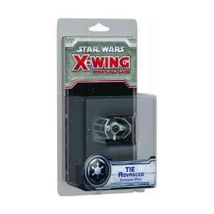 STAR WARS X-WING : TIE ADVANCED
