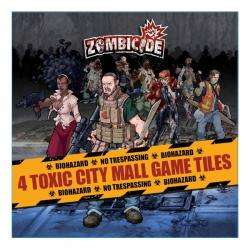 ZOMBICIDE : TILES TOXIC CITY MALL