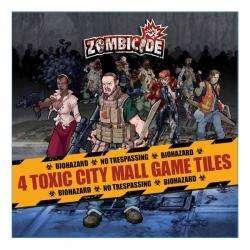 ZOMBICIDE : TILES TOXIC CITY MALL