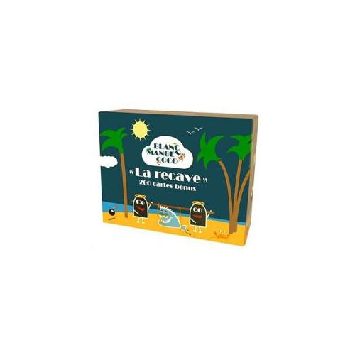 Blanc Manger Coco : La recave