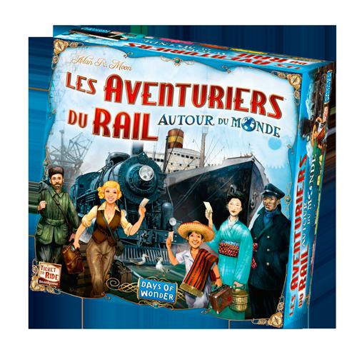 Aventuriers du Rail : Monde