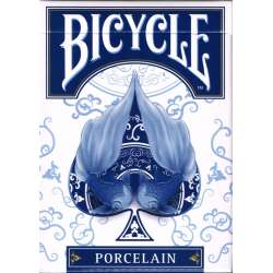 54 Cartes Bicycle Porcelain
