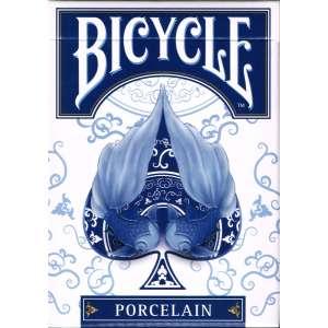 54 Cartes Bicycle Porcelain